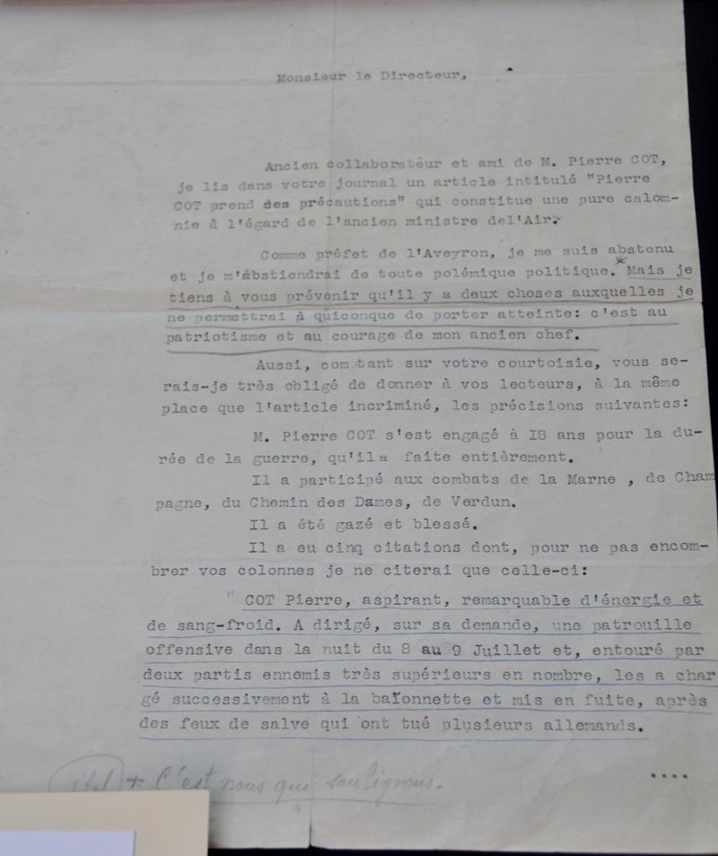 Exposition jean moulin pr fet de l 39 aveyron le site du conseil d parte - Le journal de l aveyron ...