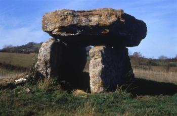 dolmen de Galitorte à Buzeins
